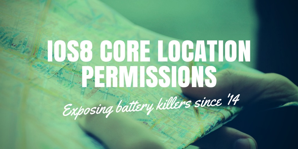 iOS8 CoreLocation Permissions