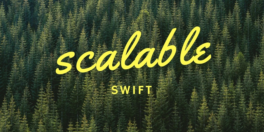 Scalable Swift